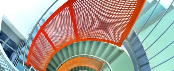 Mesmerizing Photos of Spiraling Staircases by Nils Eisfeld
