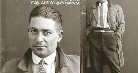 Back When Mugshots Were Fashion Shoots