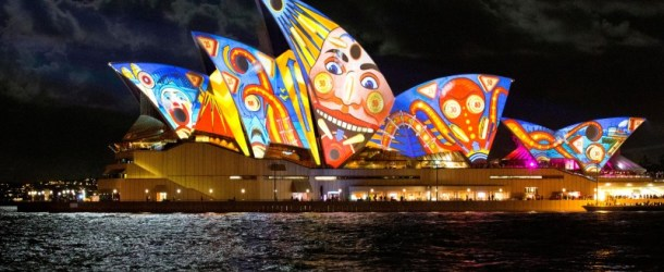 Vivid Sydney Transforms the Harbor City with Light, Music and Ideas
