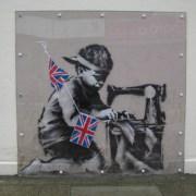 Britain Missing Banksy