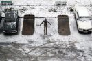 Clever Street Art Photography by Alexey Menschikov