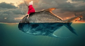 Dramatic Photo Manipulations by Caras Ionut