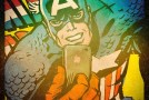 Marvel's Superheroes taking selfies