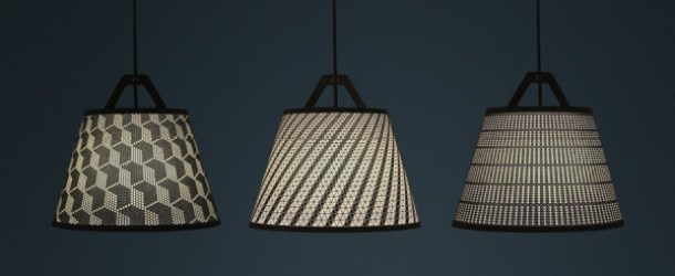 Laser Cut Lampshades By Fifti-Fifti