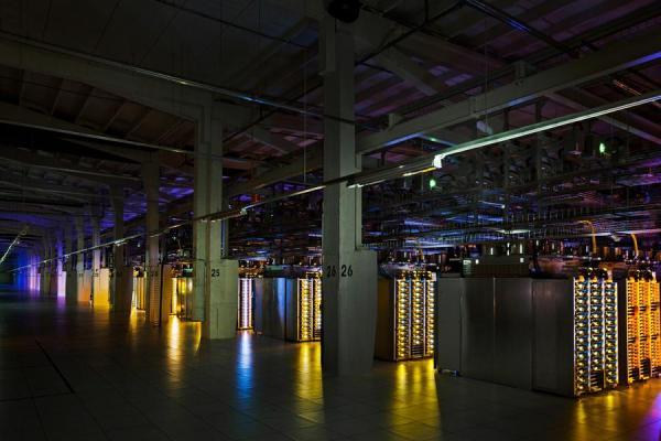 Google Data Center 10