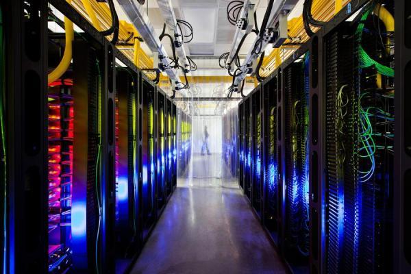 Google Data Center 7