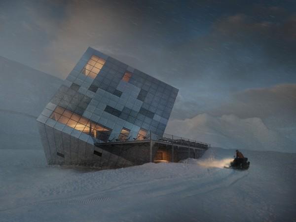 mountain lodge cube 2
