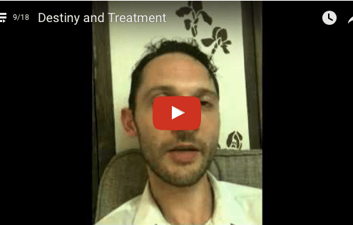 Destiny and Treatment with Richard Brook
