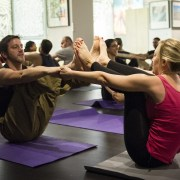 Couples Yoga with Richard Brook