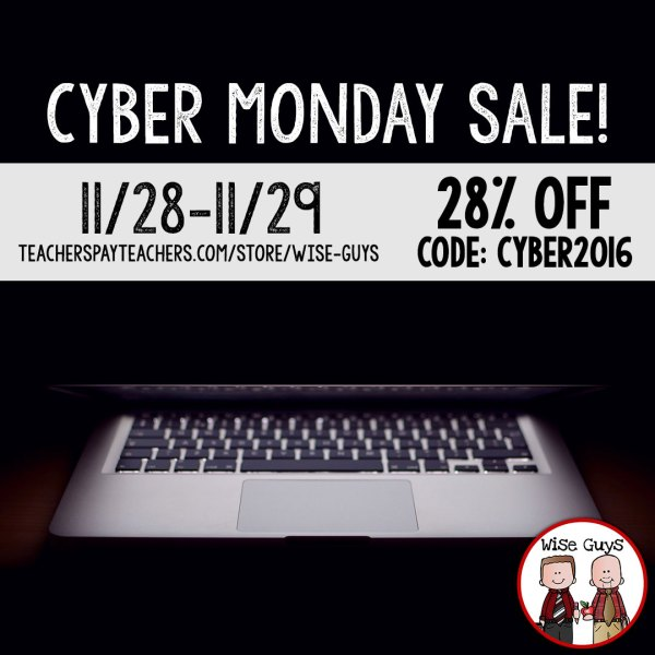 2016-cyber-monday-wise-guys-sale