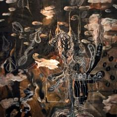 "Oil on Canvas. 66"" x 56"" 2013."