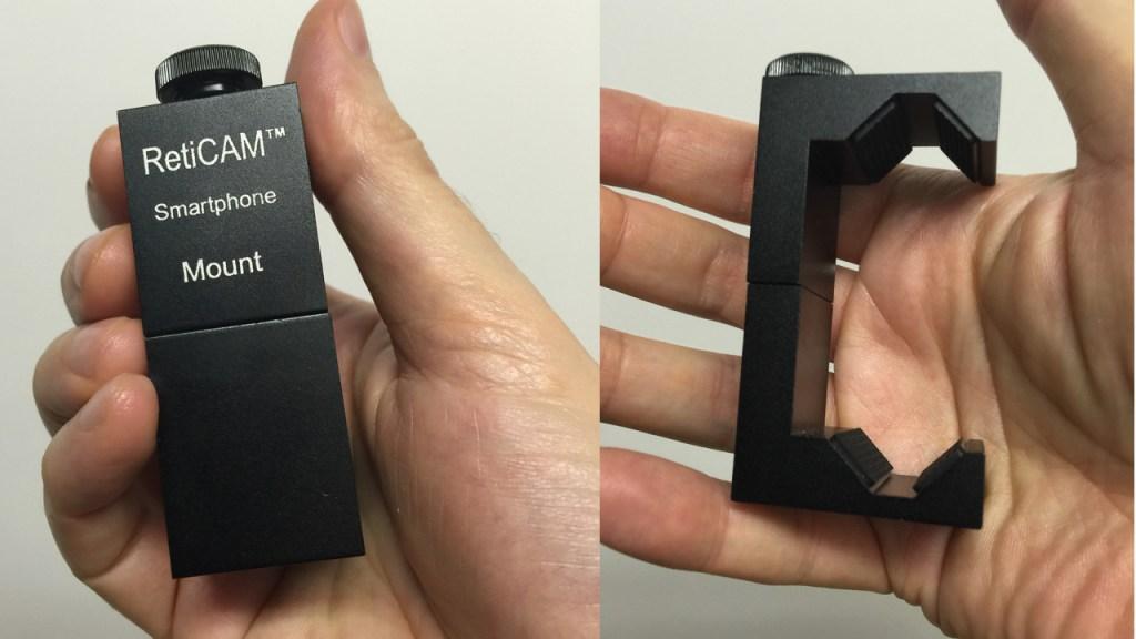 RetiCAM Smartphone Mount