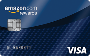 Chase Amazon Credit Card