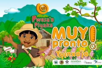 PWESA'N PIYAKA - Poster Animado