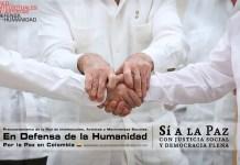 Pronunciamiento de la Red de Intelectuales, Artistas y Movimientos Sociales en Defensa de la Humanidad por la Paz en Colombia