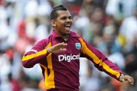 Sunil Narine completed 50 ODI wickets in his 29th ODI