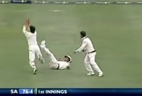 Watch: Unrealistic catch by Adam Gilchrist