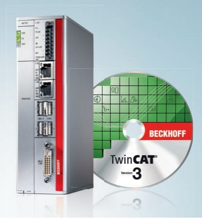 beckhoff twincat 3 cd and plc