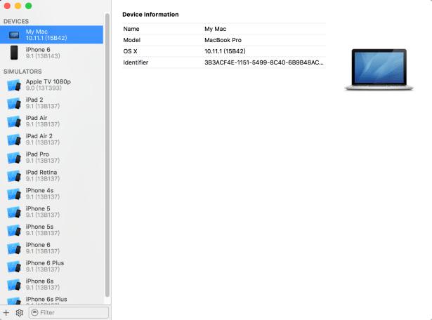 see my mac info