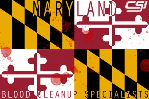 Blood Cleanup Maryland