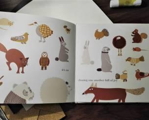animali nel bosco 1