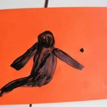 disegno numero6 di un bambino corvo