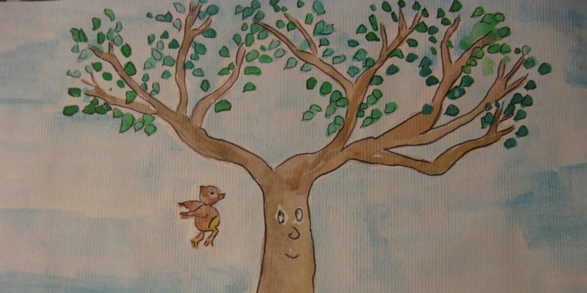 l uccellino arturo e l albero martino