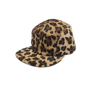D9 RESERVE CHEETAH PONY HAIR CAMPER
