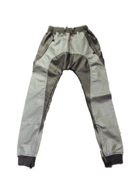DOUBLE NEEDLE UPTOWN JOGGERS