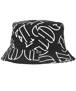 DOPE FIGHT THE POWER BUCKET HAT