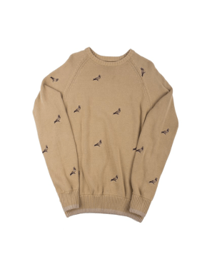 STAPLE PIGEON All Over Pigeon Sweater