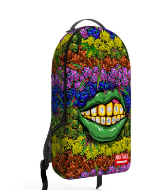 SPRAYGROUND High Times Ganja Grillz