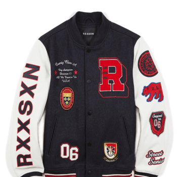 REASON Worldwide Varsity Jacket