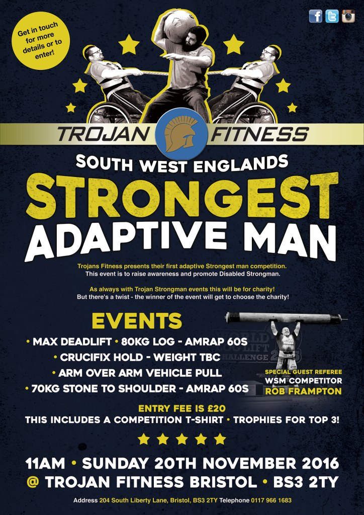 Adaptive Man