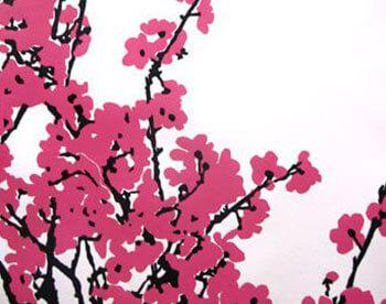 Ramas en primavera