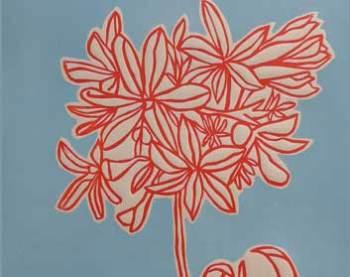Flores del Camino I