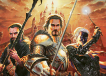 Lords of Waterdeep Cover