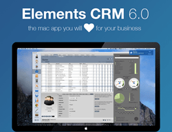 Ntractive Announces Elements CRM 6.0 With New Sales Focused Interface, Quickbooks Online Integration, Territory Management and More