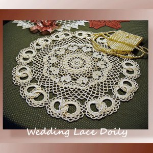 Wedding Lace Doily