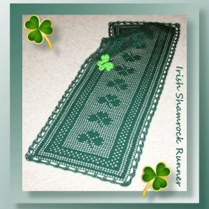 Irish Shamrock Runner