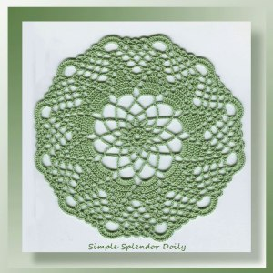 Simple Splendor Doily