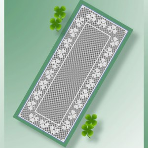Simple Shamrock Runner