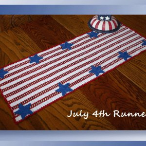 July 4th Runner