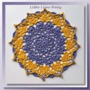 Little Lilac Doily