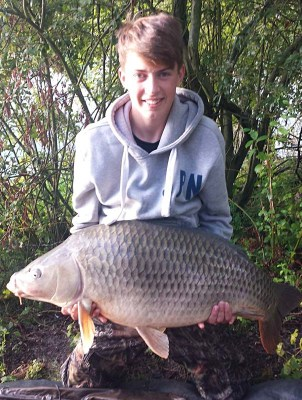 Young Jordan with alb common from the Tortue