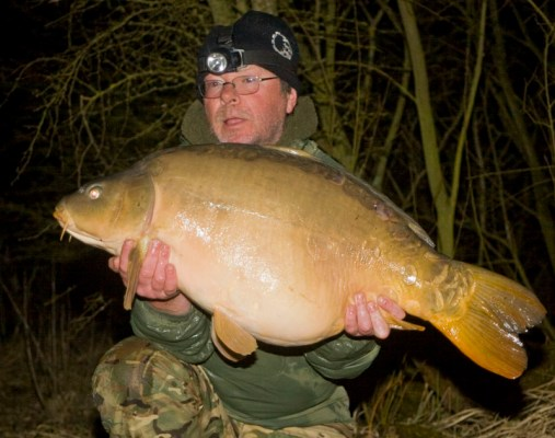 First forty of 2015 at 41lb 2oz