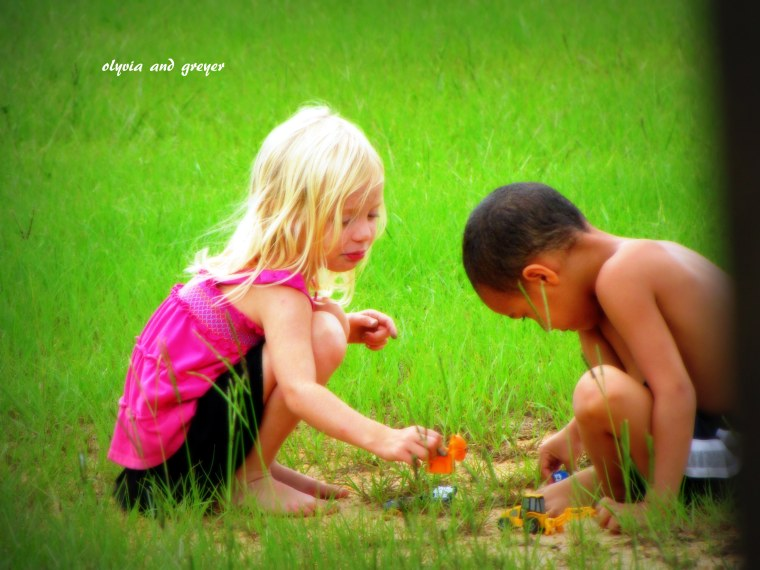 Playtime image by Lisa Runnel
