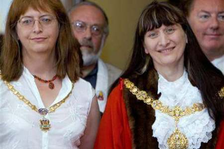 Britain's first transsexual mayor is elected