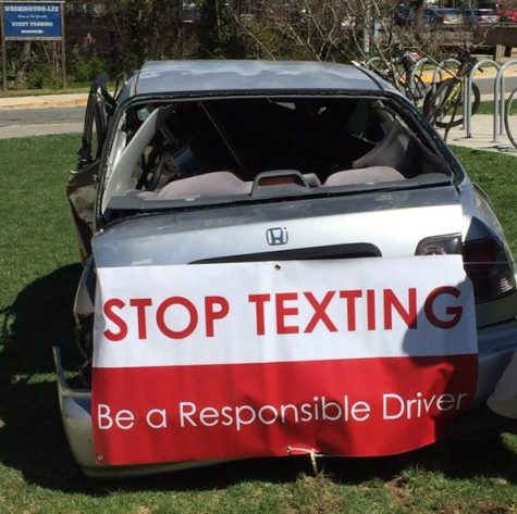"""Be A Responsible Driver"" Campaign"