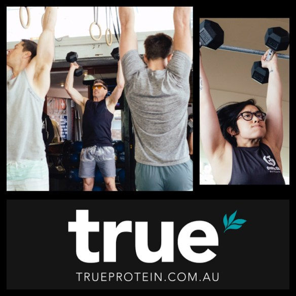 Its only 3 short weeks until the 2017 WoD on the ROD Games!!! Have YOU signed up yet??? Proudly sponsored by True Protein. We have two tasting sessions today at 8:20am & 10am.